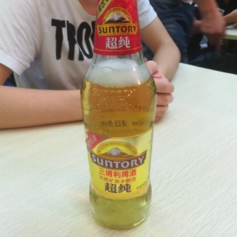 Santory Bier in China