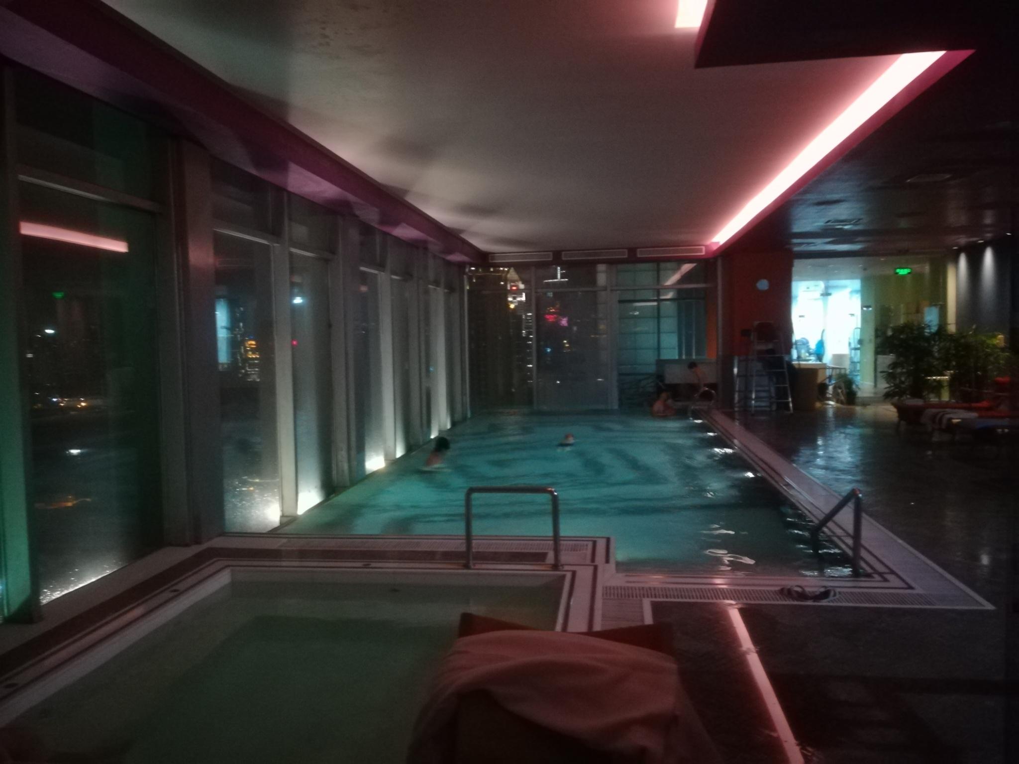 Pool Renaissance Hotel Yu Garden